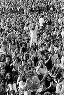 May 11th 1975, Manhattan, New York.<br /> The War Is Over concert in New York's Central Park took place in front of a crowd of more than 100.000 people.