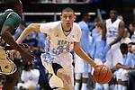 27 December 2014: North Carolina's Justin Jackson. The University of North Carolina Tar Heels played the University of Alabama Birmingham Blazers in an NCAA Division I Men's basketball game at the Dean E. Smith Center in Chapel Hill, North Carolina. UNC won the game 89-58.