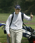 ARNHEM - Floris de Vries.    Voorjaarswedstrijden Golf heren op de Rosendaelsche Golfclub COPYRIGHT KOEN SUYK