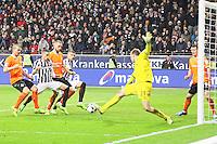 05.02.2017: Eintracht Frankfurt vs. SV Darmstadt 98