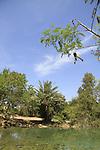 Israel, Ein Shokek, a spring in Beth Shean valley