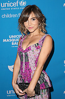 LOS ANGELES, CA - OCTOBER 27: Christina Wren at the Fourth Annual UNICEF Masquerade Ball Los Angeles at Clifton's Cafeteria in Los Angeles, California on October 27, 2016. Credit: Faye Sadou/MediaPunch