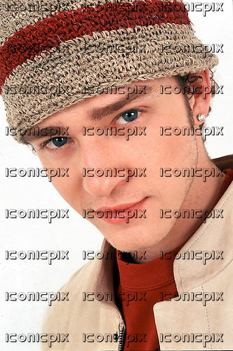 N'Sync - Justin Timberlake photographed exclusively in London UK - 16 Feb 2000.  Photo credit: George Chin/IconicPix