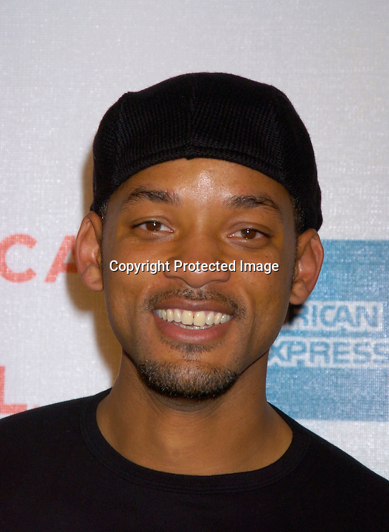 "Will Smith ..at the Opening Night of The Tribeca Film Festival screening of ""Raising Helen"" on May 1, 2004 at the ..Tribeca Performing Arts Center. ..Photo By Robin Platzer, Twin Images.."
