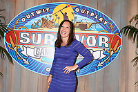 "LOS ANGELES - MAY 24:  Sarah Lacina, Winner at the ""Survivor: Game Changers - Mamanuca Islands"" Finale at the CBS Studio Center on May 24, 2017 in Studio City, CA"