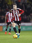 Paul Coutts of Sheffield United during the English Football League One match at Bramall Lane, Sheffield. Picture date: November 22nd, 2016. Pic Jamie Tyerman/Sportimage