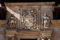Europe/Espagne/Pays Basque/Guipuscoa/Goierri/Lazkao: Palais de Lazcano ou Palacio del infantado