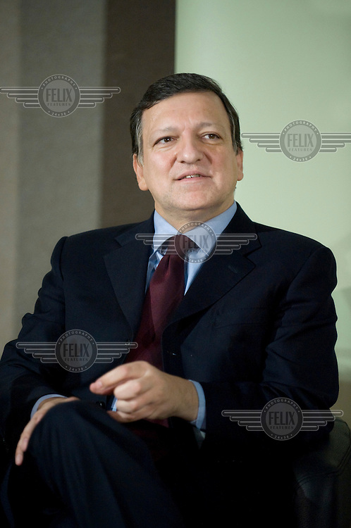 Jose Manuel Durao Barroso, president of the European Commission.