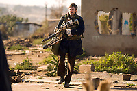 District 9 (2009) <br /> Sharlto Copley  <br /> *Filmstill - Editorial Use Only*<br /> CAP/KFS<br /> Image supplied by Capital Pictures