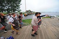 CULTUUR: SNEEK: 31-05-2013, Panteater 100 jaar Sneker Pan, ©foto Martin de Jong