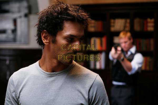 TOMER SISLEY & STEPHEN WADDINGTON.in Largo Winch .*Filmstill - Editorial Use Only*.CAP/FB.Supplied by Capital Pictures.