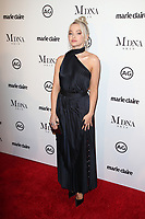 WEST HOLLYWOOD, CA - JANUARY 11: Dove Cameron, at Marie Claire's Third Annual Image Makers Awards at Delilah LA in West Hollywood, California on January 11, 2018. Credit: Faye Sadou/MediaPunch