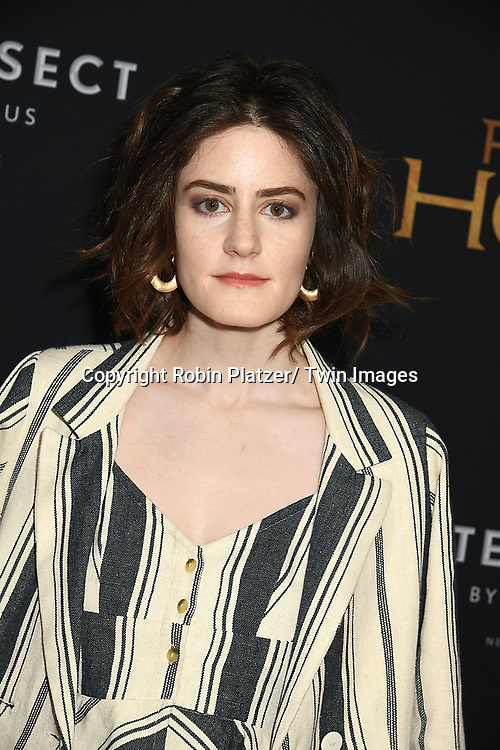 "actor Kayla Foster attends the New York Special Screening of ""Robin Hood"" on November 11, 2018 at AMC Lincoln Square in New York, New York, USA.<br /> <br /> photo by Robin Platzer/Twin Images<br />  <br /> phone number 212-935-0770"