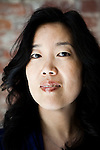 Michelle Rhee, founder and CEO of StudentsFirst poses for a portrait in their Sacramento, California office April 27, 2012.