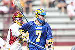 James Guzik (UCSB #7) and Tyler McDonald (USC #29)