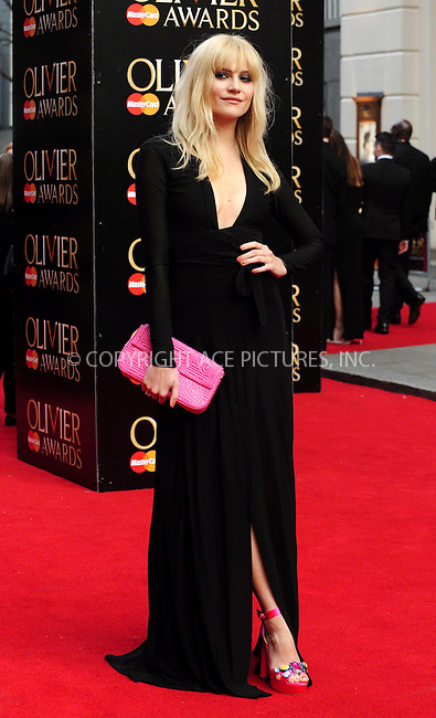 WWW.ACEPIXS.COM<br /> <br /> April 12 2015, London<br /> <br /> Pixie Lott arriving at The Olivier Awards 2015 at Royal Opera House on April 12 2015 in London<br />  <br /> By Line: Famous/ACE Pictures<br /> <br /> <br /> ACE Pictures, Inc.<br /> tel: 646 769 0430<br /> Email: info@acepixs.com<br /> www.acepixs.com