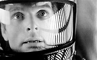 2001: A Space Odyssey (1968) <br /> Keir Dullea<br /> *Filmstill - Editorial Use Only*<br /> CAP/KFS<br /> Image supplied by Capital Pictures