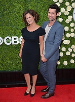 Marcia Gay Harden &amp; Ben Hollingsworth at CBS TV's Summer Soiree at CBS TV Studios, Studio City, CA, USA 01 Aug. 2017<br /> Picture: Paul Smith/Featureflash/SilverHub 0208 004 5359 sales@silverhubmedia.com