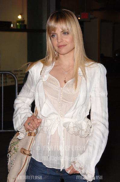Actress MENA SUVARI at the Los Angeles premiere of her new movie Standing Still..April 10, 2006 Los Angeles, CA.© 2006 Paul Smith / Featureflash