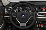 Car pictures of steering wheel view of a 2016 BMW 5 Series 535i Gran Turismo Luxury Line 5 Door Hatchback Steering Wheel