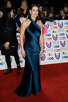 LONDON, UK. October 29, 2018: Kirsty Gallagher at the Pride of Britain Awards 2018 at the Grosvenor House Hotel, London.<br /> Picture: Steve Vas/Featureflash