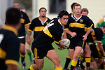 Bombay wing G. Heta.  Counties Manukau Premier Club Rugby, Drury vs Bombay played at the Drury Domain, on the 14th of April 2006. Bombay won 34 - 13.