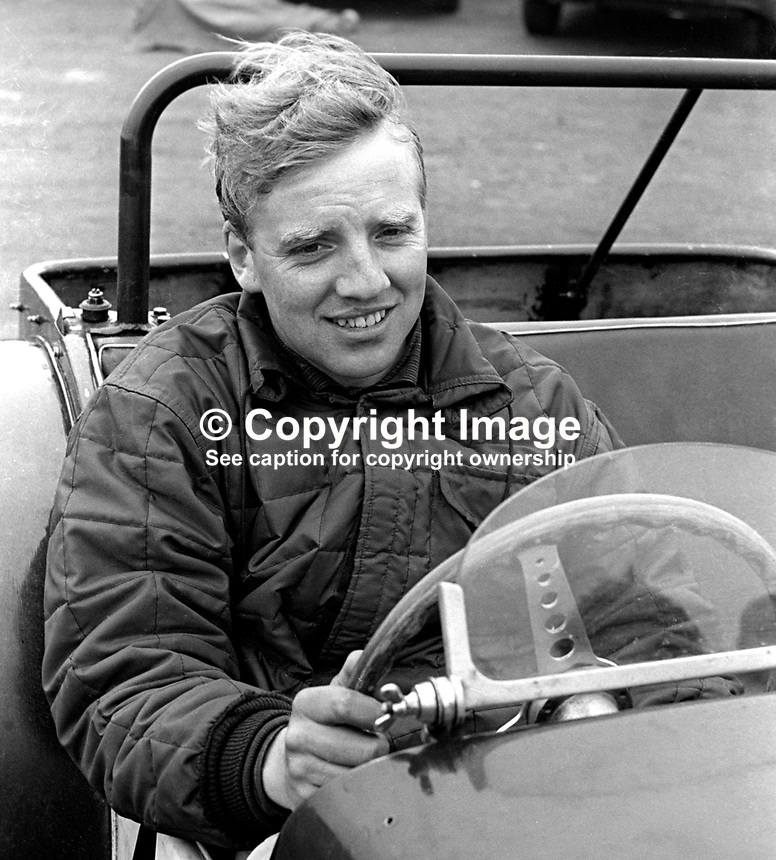Colin McMeekin, racing driver, N Ireland, September, 1967, 196709000146<br />