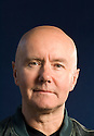 Irving Welsh, Scottish author and writer of Trainspotting and Crime. CREDIT Geraint Lewis
