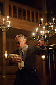 Shakespeare's Globe presents THE WINTER'S TALE, by William Shakespeare, in the Sam Wanamaker Playhouse. Picture shows: David Yelland (Antigonus)