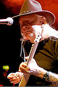 May 01, 2008: JOHNNY WINTER - Astoria London