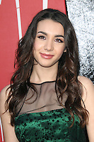 Hannah Marks at the premiere of Columbia Pictures' 'The Amazing Spider-Man' at the Regency Village Theatre on June 28, 2012 in Westwood, California. © mpi22/MediaPunch Inc. *NORTEPHOTO.COM*<br />