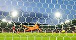 08.08.2019 FC Midtjylland v Rangers: Scott Arfield scores goal no 4