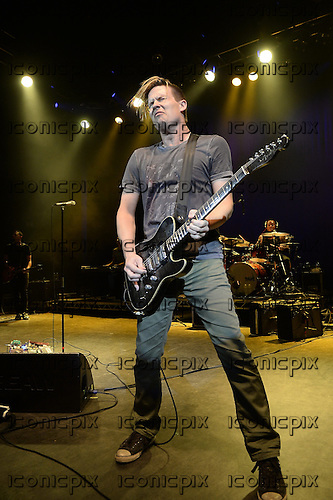 Jonny Lang - performing live at the Empire Shepherds Bush in London UK - 25 April 2014.  Photo credit: George Chin/IconicPix