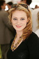 August 24  2005 , Montreal (Qc) Canada Non-Exclusive Photo<br /> <br /> Lucie Laurier, Quebec actress now playing also in French and US movies (MUMFORD, TARZAN, ...)<br /> Photo : (c) 2005 Pierre Roussel / Images Distribution