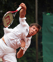 07-09-11, Tennis, Alphen aan den Rijn, Tean International, Igor Sijsling