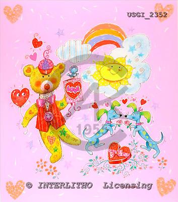 GIORDANO, CHILDREN BOOKS, BIRTHDAY, GEBURTSTAG, CUMPLEAÑOS, humor, paintings+++++,USGI2352,#BI#,#H# ,everyday ,everyday