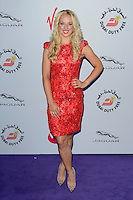 Sabine Lisicki at WTA Pre-Wimbledon Party at Kensignton Roof Gardens, London.<br /> June 25, 2015  London, UK<br /> Picture: Dave Norton / Featureflash