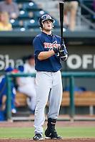 Matt LaPorta (3) of the Huntsville Stars at bat at the Baseball Grounds in Jacksonville, FL, Thursday June 12, 2008.