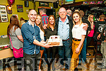 50th Birthday : Dara Costello, centre, Saddle Bar, Listowel celebrating her 50th birthday with family on Saturday night last. L-R : Daniel, Kerri Mai, Dara, Sean & Dena Costello.