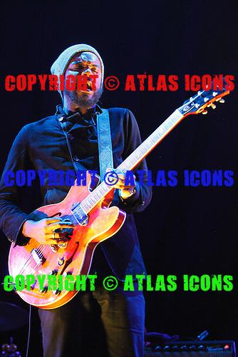 Gary Clark Jr., live, 2014 ,Ken Settle/atlasicons.com