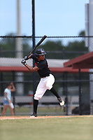 Joseph Velazquez Cepeda (58) of Academy Baseball Carlos Beltrán in Puerto Rico during the Under Armour Baseball Factory National Showcase, Florida, presented by Baseball Factory on June 12, 2018 the Joe DiMaggio Sports Complex in Clearwater, Florida.  (Nathan Ray/Four Seam Images)