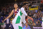League ACB-ENDESA 2017/2018 - Game: 27.<br /> FC Barcelona Lassa vs Real Betis Energia Plus: 121-56.<br /> Oderah Anosike.