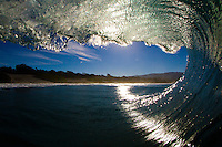 Crashing Wave at Carmel Beach California