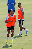 Ronaldo during Real Madrid´s first training session of 2013-14 seson. July 15, 2013. (ALTERPHOTOS/Victor Blanco) ©NortePhoto