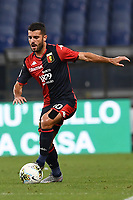 Iago Falque of Genoa CFC during the Serie A football match between Genoa CFC and SSC Napoli stadio Marassi in Genova ( Italy ), July 08th, 2020. Play resumes behind closed doors following the outbreak of the coronavirus disease. <br /> Photo Matteo Gribaudi / Image / Insidefoto