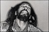 Jah Shaka, reggae singer.