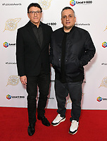 07 February 2020 - Beverly Hills - Anthony Russo, Joe Russo. 57th Annual ICG Publicists Awards Luncheon  held at Beverly Hilton Hotel. Photo Credit: Birdie Thompson/AdMedia