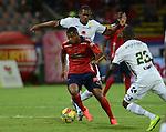 Medellín- Deportivo Independiente Medellín y Equidad Seguros, empataron a un gol el partido correspondiente a la fecha 17 del Torneo Clausura 2014, desarrollaro el 01 de noviembre en el estadio Atanasio Girardot.