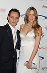 wwCENTURY CITY, CA - MAY 20: Marc Anthony and Shannon De Lima arrive at the 27th Anniversary of Sports Spectacular at the Hyatt Regency Century Plaza on May 20, 2012 in Century City, California.