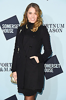 Amber Le Bon at the launch party for Skate at Somerset House, London, UK. <br /> 14 November  2017<br /> Picture: Steve Vas/Featureflash/SilverHub 0208 004 5359 sales@silverhubmedia.com